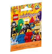 Minifigures 'Party'  Mystery Bag (Series 18)