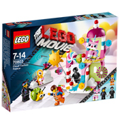 The LEGO Movie Cloud Cuckoo Palace