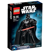 Buildable Figures Darth Vader