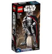 Buildable Figures Captain Phasma