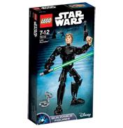 Buildable Figures Luke Skywalker