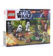 Endor Rebel Trooper & Imperial Trooper