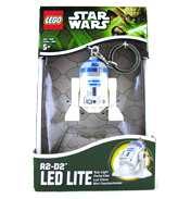 Lego Star Wars R2-D2 LED Key Light
