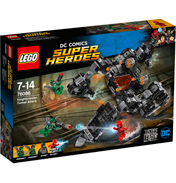 DC Justice League: Knightcrawler Tunnel Attack