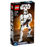 Buildable Figures First Order Stormtrooper