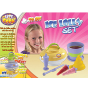 Let's Cook Ice Lolly Set