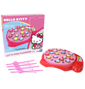 Pressman Hello Kitty Let's Pick Flowers Game