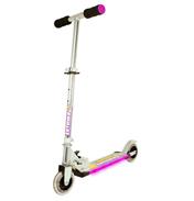 Ozbozz Lightning Strike Scooter Pink