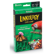 Linkology Animals Life Card Game