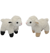 Lamb Mini Nature Buddies Plush