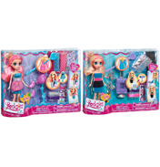 Locksies Fashion On The Go Doll Set MIKKI