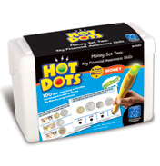 Hot Dots Maths Practice Cards