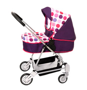 Mamas & Papas Urbo Pram in Sugar Spot Fabric