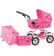 Mamas & Papas X-Cel Junior Dolls Pushchair