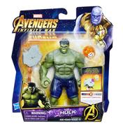 "Avengers Infinity War 6"" Deluxe Figures with Infinity Stone"