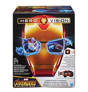 Avengers Infinity War Hero Vision Iron Man AR Experience