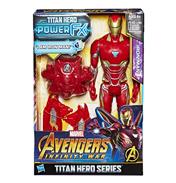 Avengers Infinity War Titan Hero Power FX Iron Man