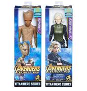 "Avengers Infinity War Titan Hero Series 12"" Figure"