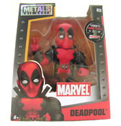 "Deadpool Metal Die-Cast 4"" Action Figure (M50)"