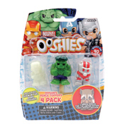 Marvel Ooshies 4 Pack (Series 1)