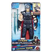 Electronic Thor Figure