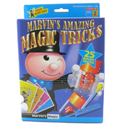 Marvin's Magic Amazing Magic 25 Trick Pack #1…