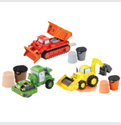 Mash & Mould Vehicles Assorted