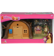 Masha and The Bear House Playset
