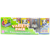 Match Attax 5 Figure Variety Pack