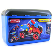 Meccano Advanced Toolbox 70 Parts