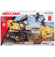 Excavator & Bulldozer 2-in-1 Model Set