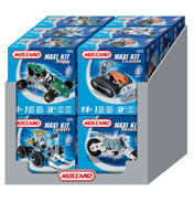 Meccano Maxi Kit  (Assorted)