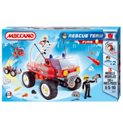 Rescue Team Fire Truck