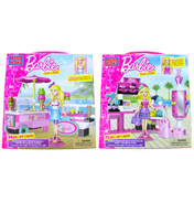 Mega Bloks Barbie Kiosk Ice Cream Cart