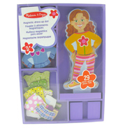 Melissa & Doug Maggie Leigh Magnetic Dress-Up…