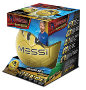 Messi Pro Training Ball Golden Edition