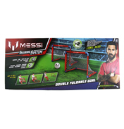 Messi Training System Double Foldable Goal