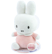Miffy Turnaround Musical Toy