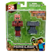 "Minecraft 3"" Action Figures Series #2"