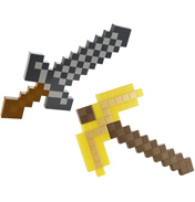 Minecraft Role-Play Accessory GOLDEN PICKAXE