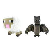 """Minecraft 7"""" Soft Toy Animal Mobs (Series 2)"""