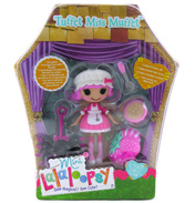 Mini Lalaloopsy Dollop Light n Fluffy Doll