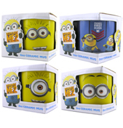 Minion Mug Collection- STUART MUG