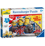 Ravensburger Minions Movie Jigsaw Puzzle 80 Piece
