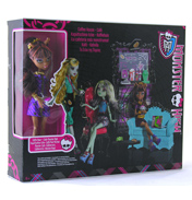Monster High Coffin Bean & Clawdeen Wolf…