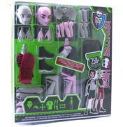 Monster High Create A Monster Vampire/Sea Monster…