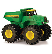 ERTL John Deere Monster Treads Shake & Sounds…
