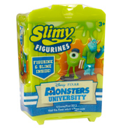Monsters University Single Door with Figure