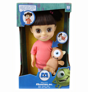"Monsters University 12"" Peek-a-Boo Boo Doll"