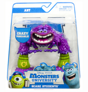 "Monsters University 5"" Scare Students (Assortment)"